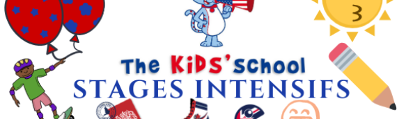 Stages d'anglais enfants et ados à Montpellier.