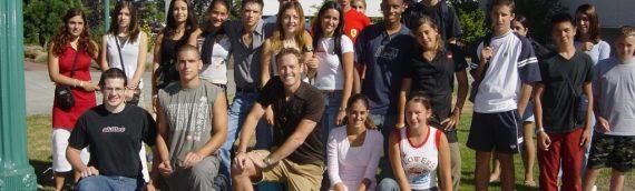 Les Adolescents parlent Anglais à Montpellier