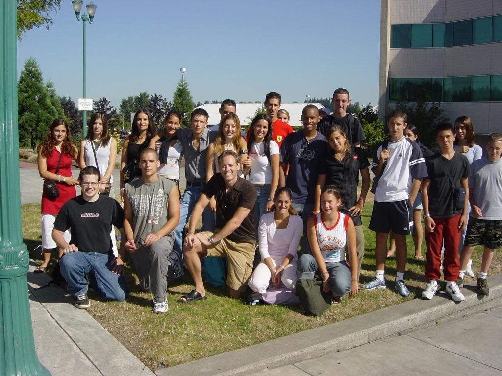 Stage en anglais pendant les vacances scolaires à Montpellier