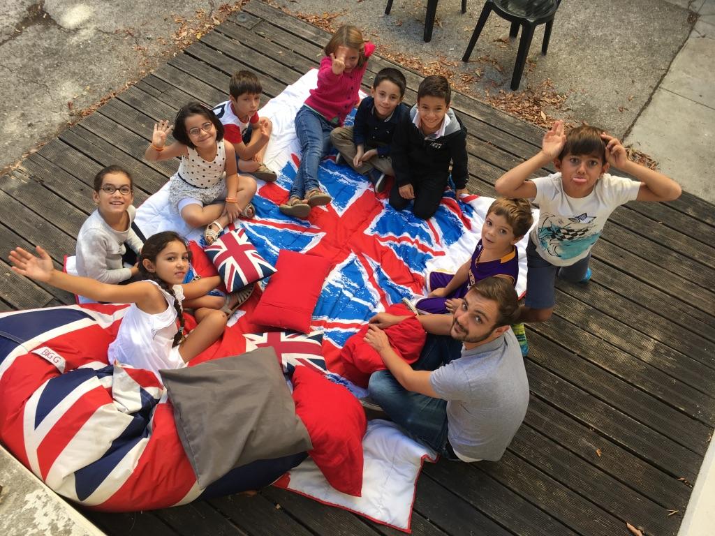 Ateliers en anglais pour les enfants à Montpellier