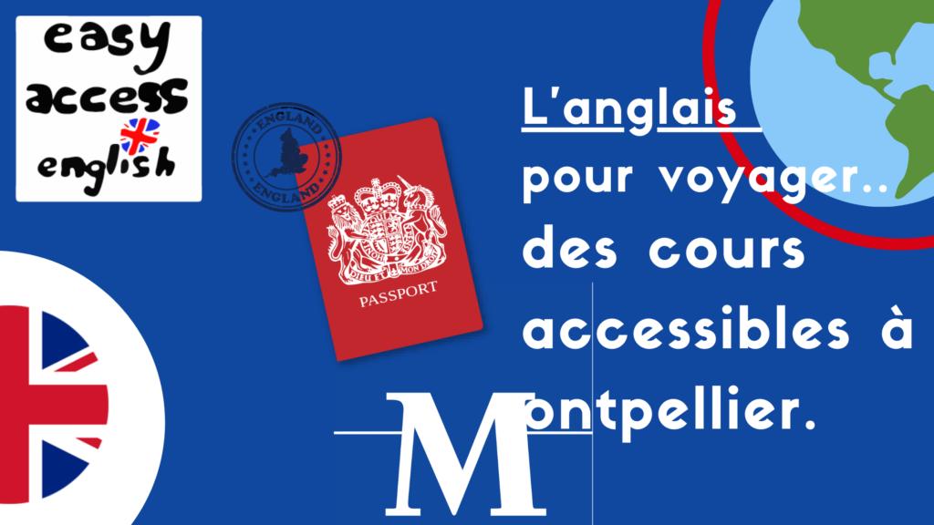 Les cours d'anglais à Montpellier