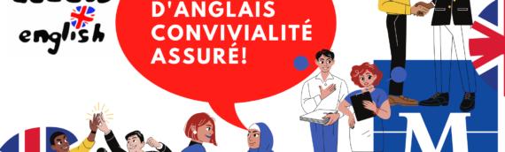 Apprenez l'anglais à Montpellier !